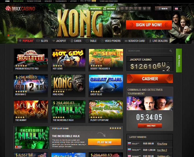 casino x info
