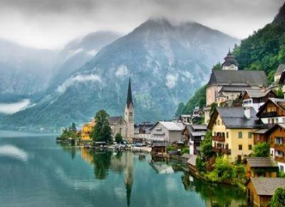 Австрия и её достопримечательности