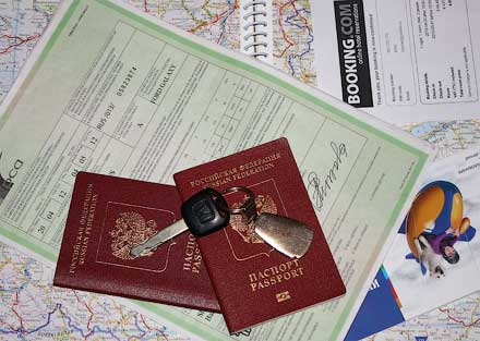 car-travel-documents