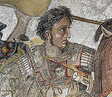 2-Alexander the Great mosaic230